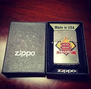 BraaiBoy Zippo Lighter