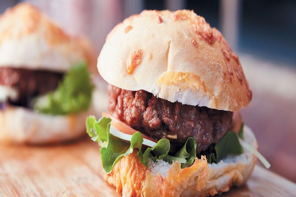BraaiBoy's Jagermeister Burger