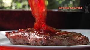 Monkey Gland Sauce on steak