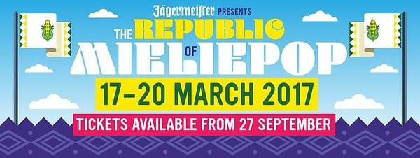 Mieliepop Festival 2017