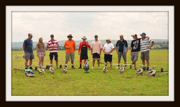 BraaiBoy & Helipad Crew