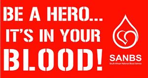 SANBS Be a Hero