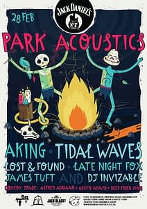 Park Acoustics Feb 2016