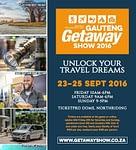 Gauteng Getaway Show Flyer