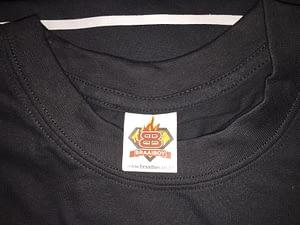 BraaiBoy Clothing Tag