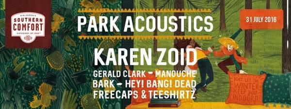 Park Acoustics July 2016