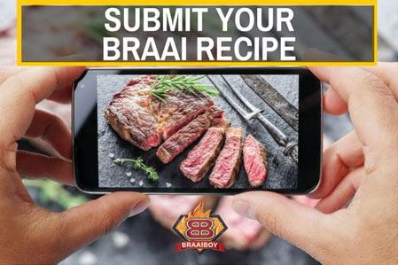 Submit A Braai Recipe