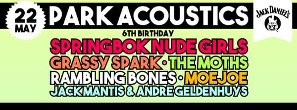 Park Acoustics May 2016 Banner