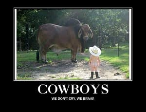 Cowboys Don't Cry, We Braai!