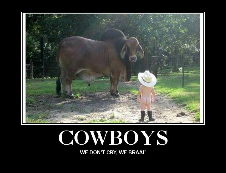 Cowboys Braai