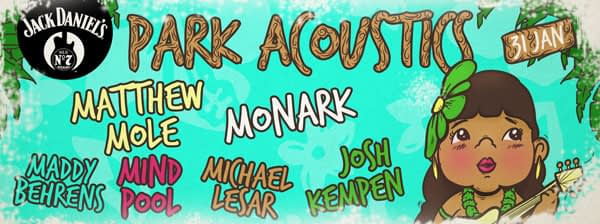Park Acoustics January Banner