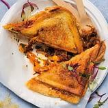 Pulled Pork Snackwich