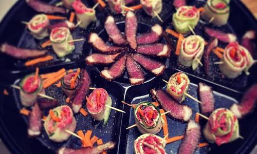 Biltong Sushi