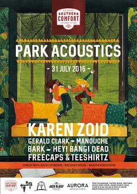 Park Acoustics July 2016 Poster