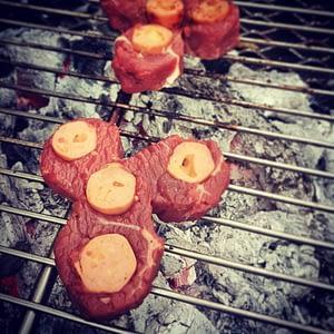 Meaty Fidget Steak Spinner